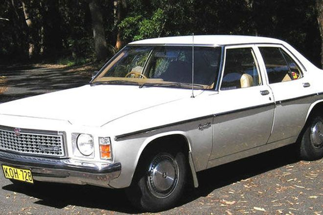 Holden HZ Kingswood SL Sedan