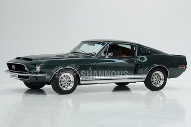 Shelby Mustang GT350H Fastback (RHD) - From the 'Ian Cummins Collection'
