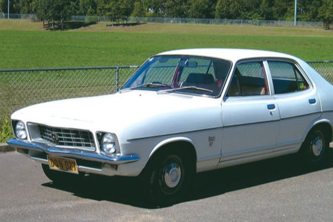 Holden LJ Torana 'S' Sedan