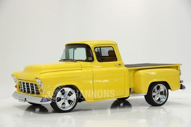Chevrolet Pick-Up 'Modified' (LHD)