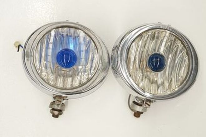 Driving Fog Lights- Pair Of Notek Roadmaster