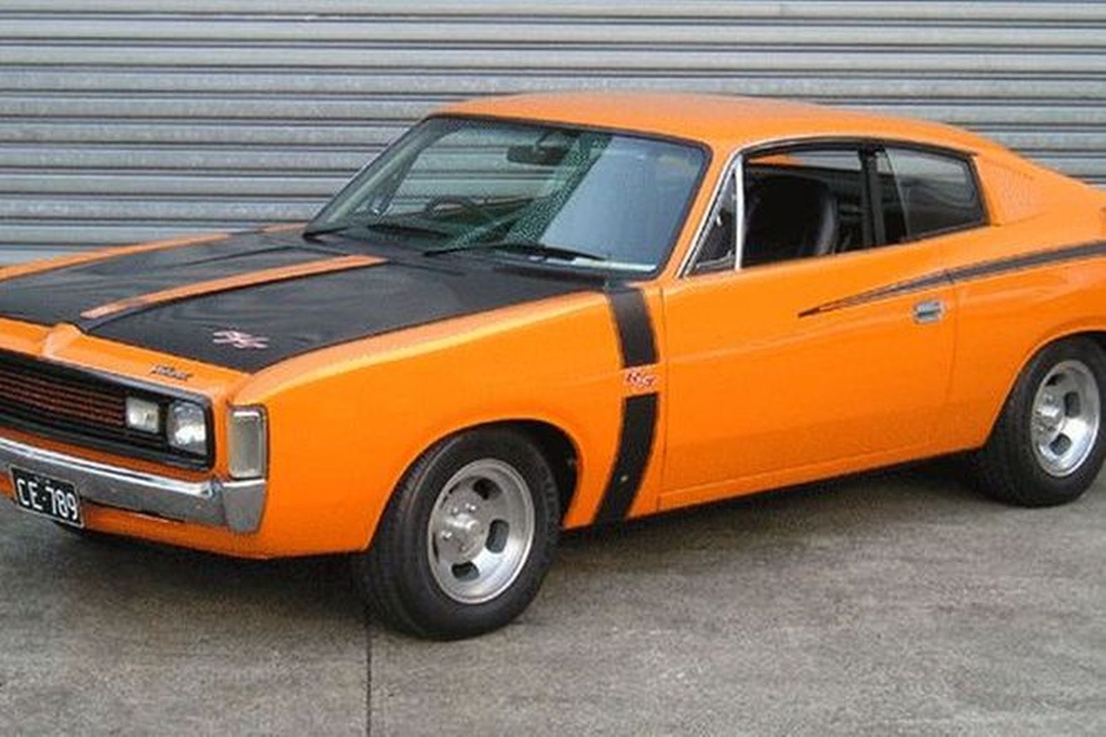 Chrysler Valiant Charger R/T E38 'Bathurst' Coupe