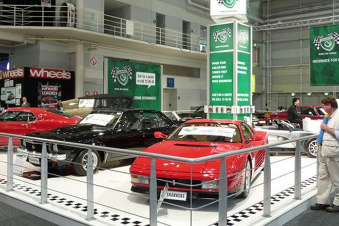 Australian International Motor Show Auction - Auction and Viewing Details