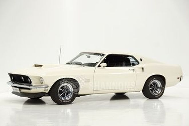 Ford 'Boss 429' Mustang Fastback (LHD) - From the 'Ian Cummins Collection'