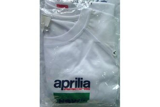 Aprilia Racing Team Shirt Large