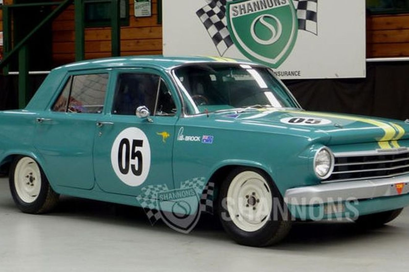 Sold: Holden EH \'Race Car\' Sedan Auctions - Lot 45 - Shannons
