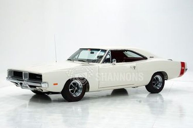 Dodge Charger 440 R/T Coupe (LHD)