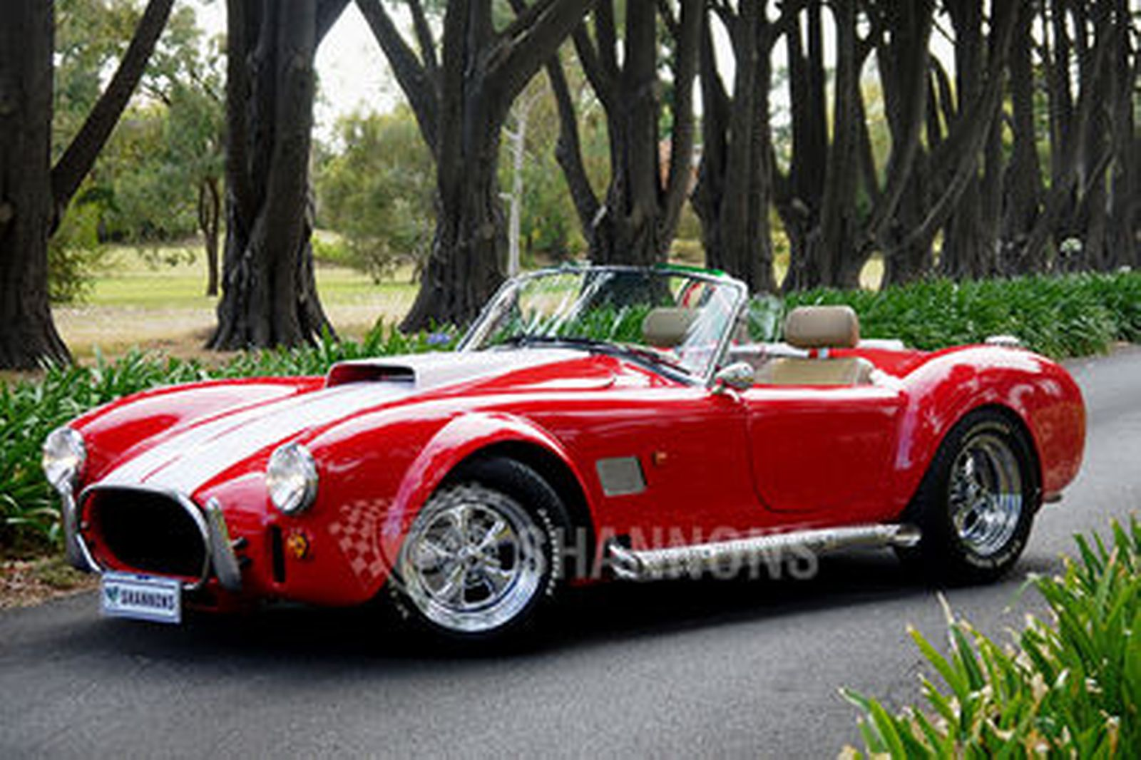 Sold DRB Cobra Roadster Auctions Lot Shannons - Drb sports cars queensland