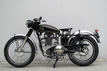 AJS 16M 350cc Motorcycle