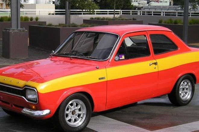 Ford Escort Twin-Cam Coupe