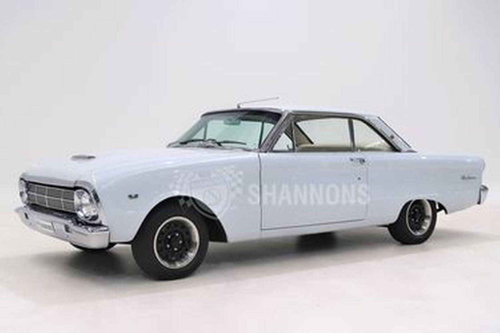 1964 Ford XM Futura Coupe 'Modified'