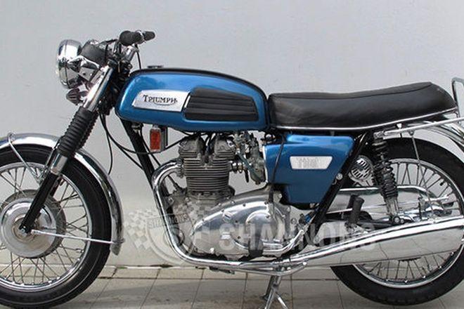Triumph Trident 750cc Motorcycle