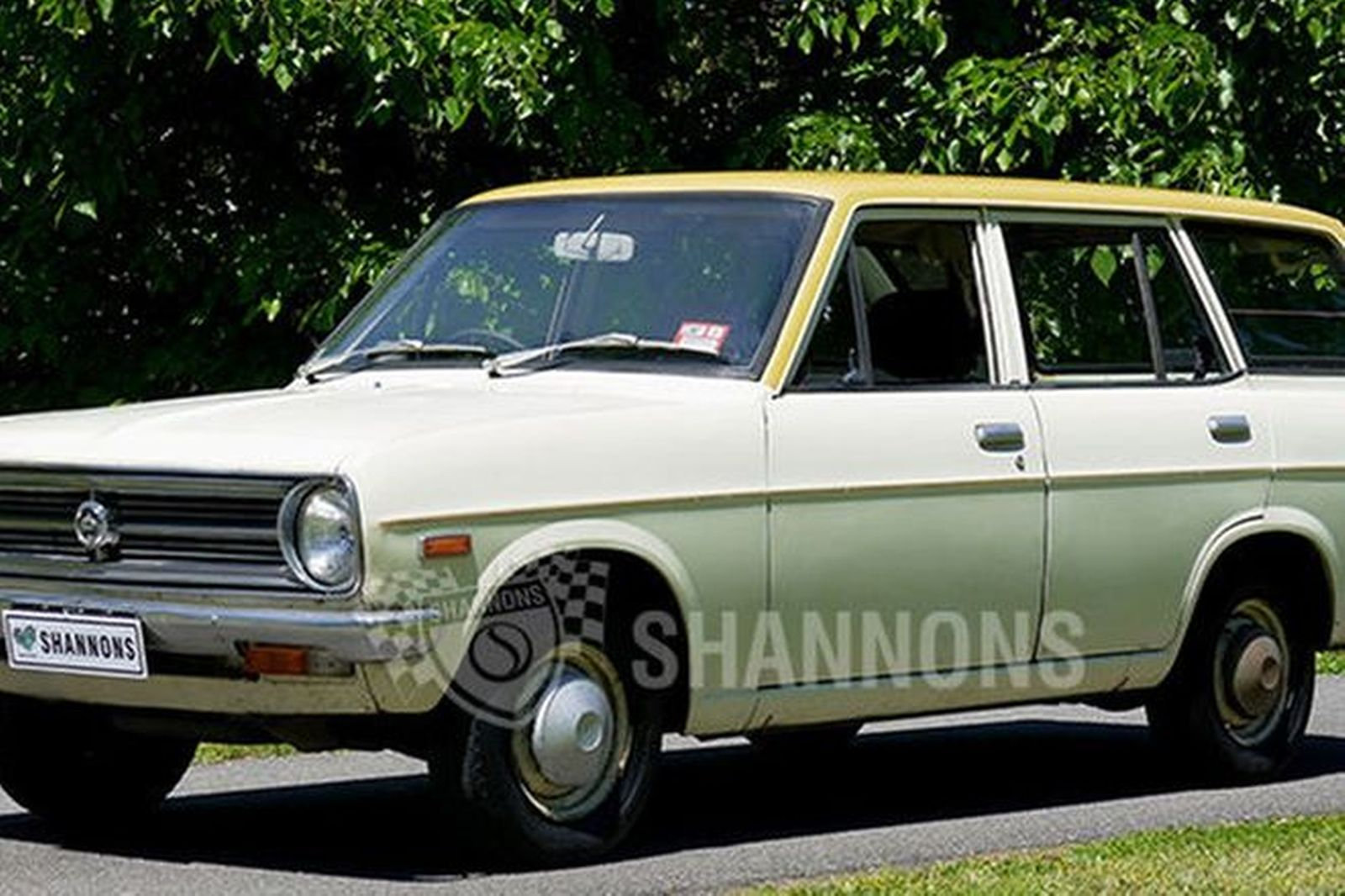 Sold Datsun 1200 Station Wagon Auctions Lot 1 Shannons