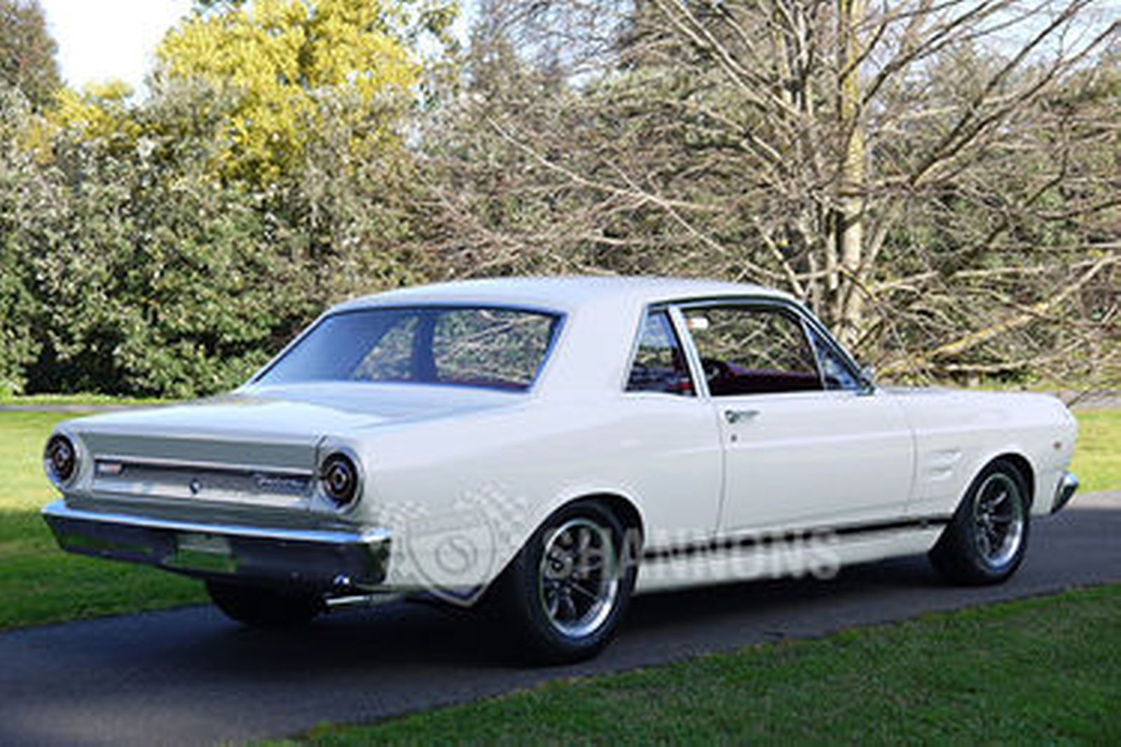 Ford Falcon Futura Sports Coupe Lhd Auctions Lot 16
