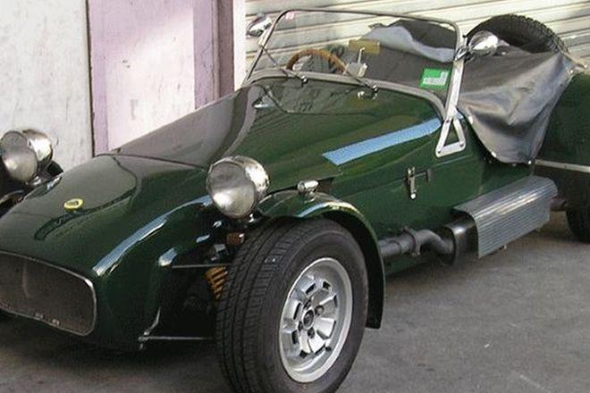 Lotus Super Seven Series 2 Roadster