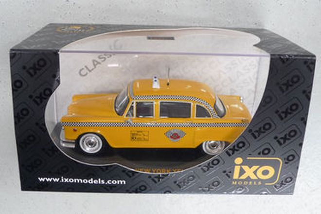 Model Cars - 15 x Die cast Taxis of the World (Various Manufacturers) Scale 1:43