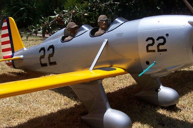 Model Plane -STA-Military RYAN flying model (2.1m wingspan)
