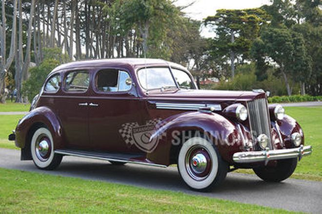 Packard 120 Sedan (RHD)