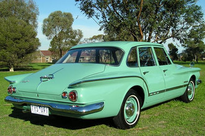 Valiant S Series Sedan