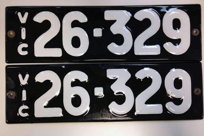 Vic Plate 26.329