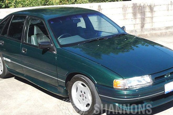 Holden VN Commodore SV5000 Sedan