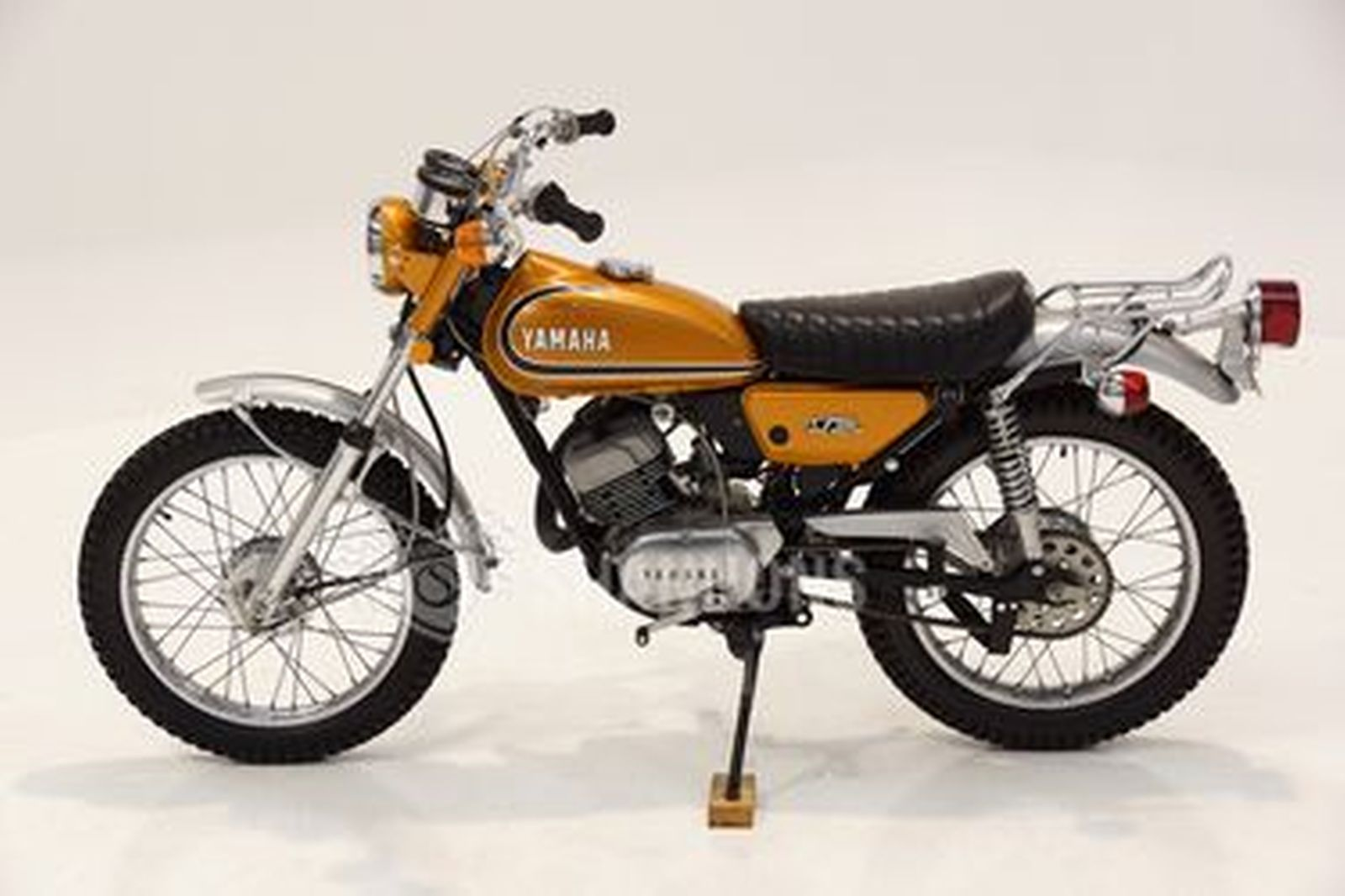 Yamaha CT175 Motorcycle