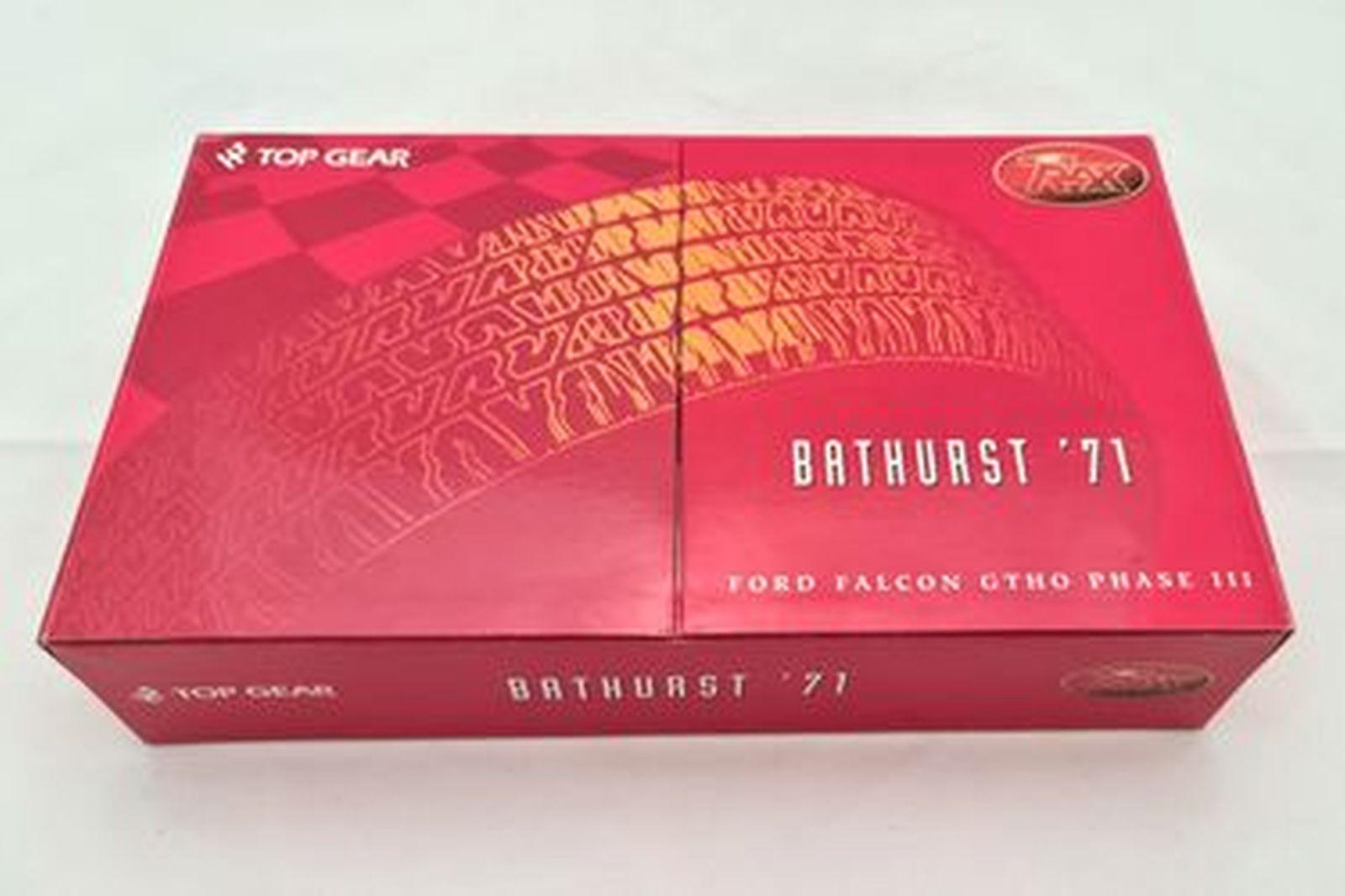 Trax 1/43 Scale Bathurst '71 Twin Pack (282W x 161H x 61D)