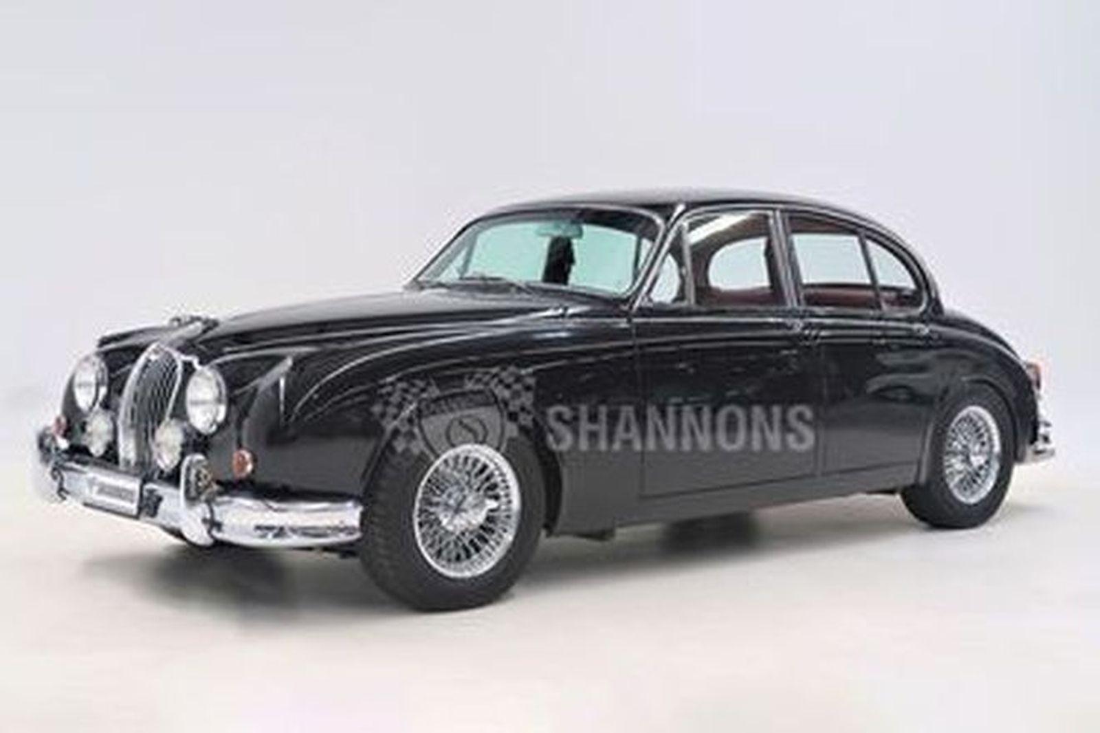Jaguar Mark II 3.8 Auto Saloon