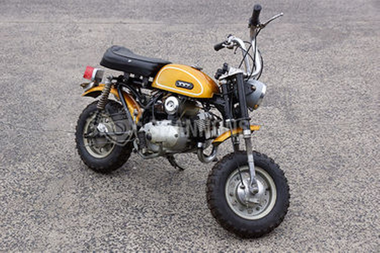 Sold Sst Gemini 50cc Mini Bike Auctions Lot 13 Shannons 1970 Honda Trail 50