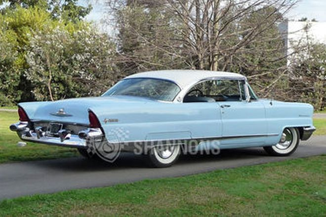 Lincoln Premier 'Pillarless' Coupe (LHD)