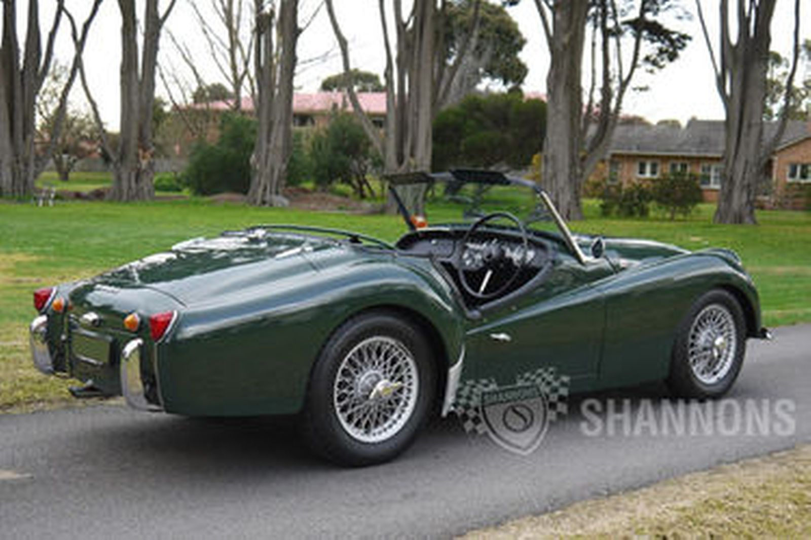 Car Insurance Melbourne >> Triumph TR3 Roadster Auctions - Lot 11 - Shannons