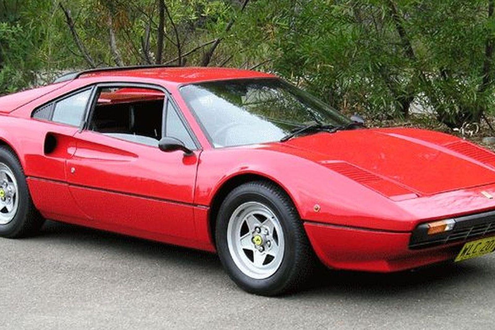 Sold Ferrari 308 Gtb Coupe Auctions Lot 17 Shannons