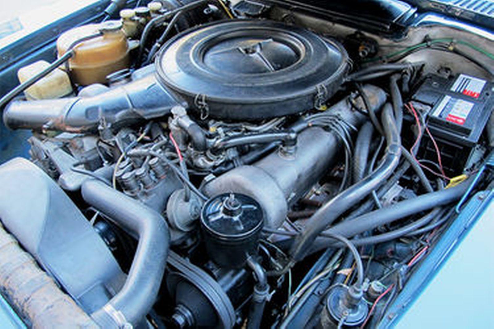 Mercedes-Benz 350SL Convertible