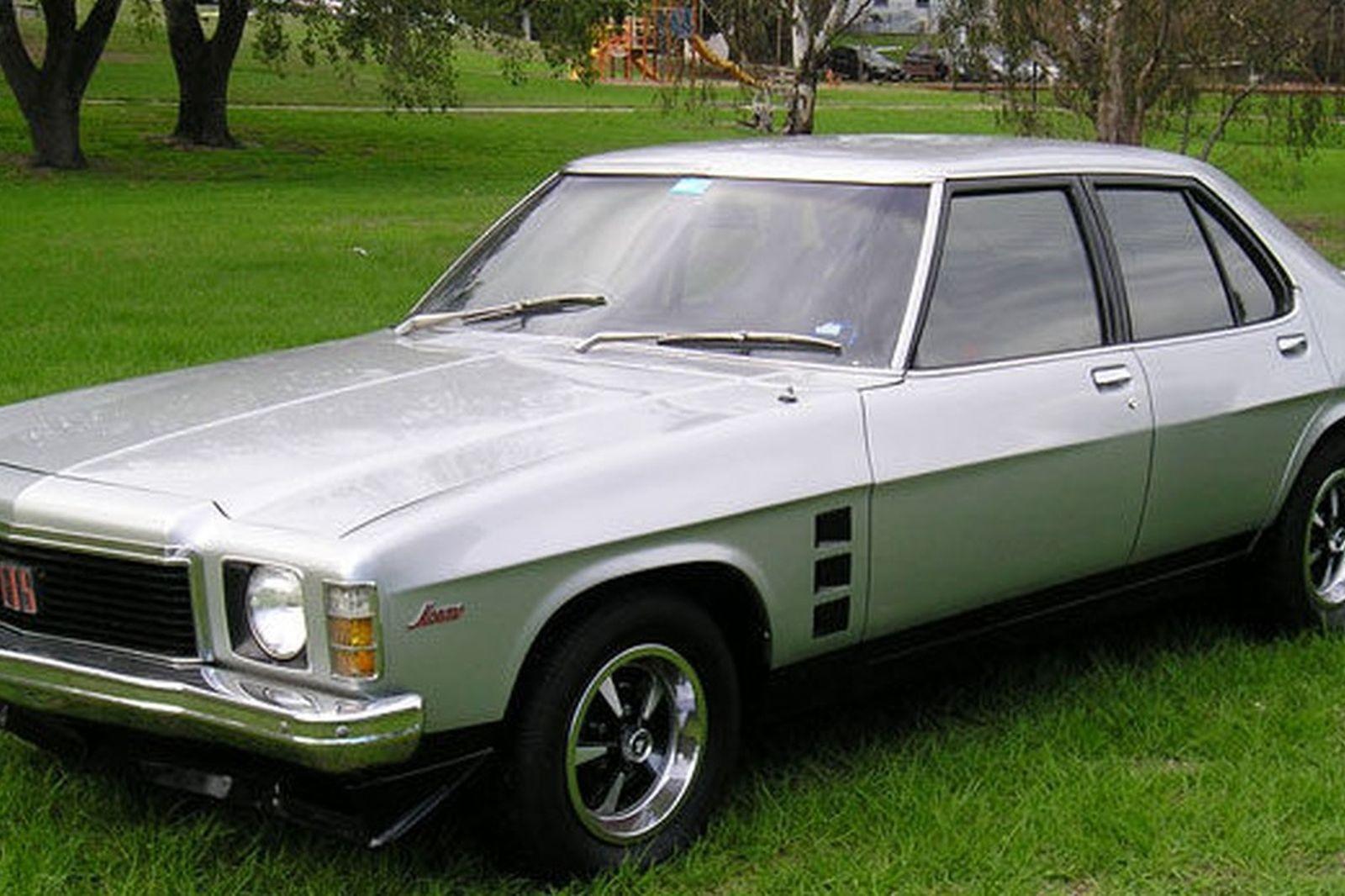 Sold Holden Hj Monaro Gts Sedan Auctions Lot 5 Shannons