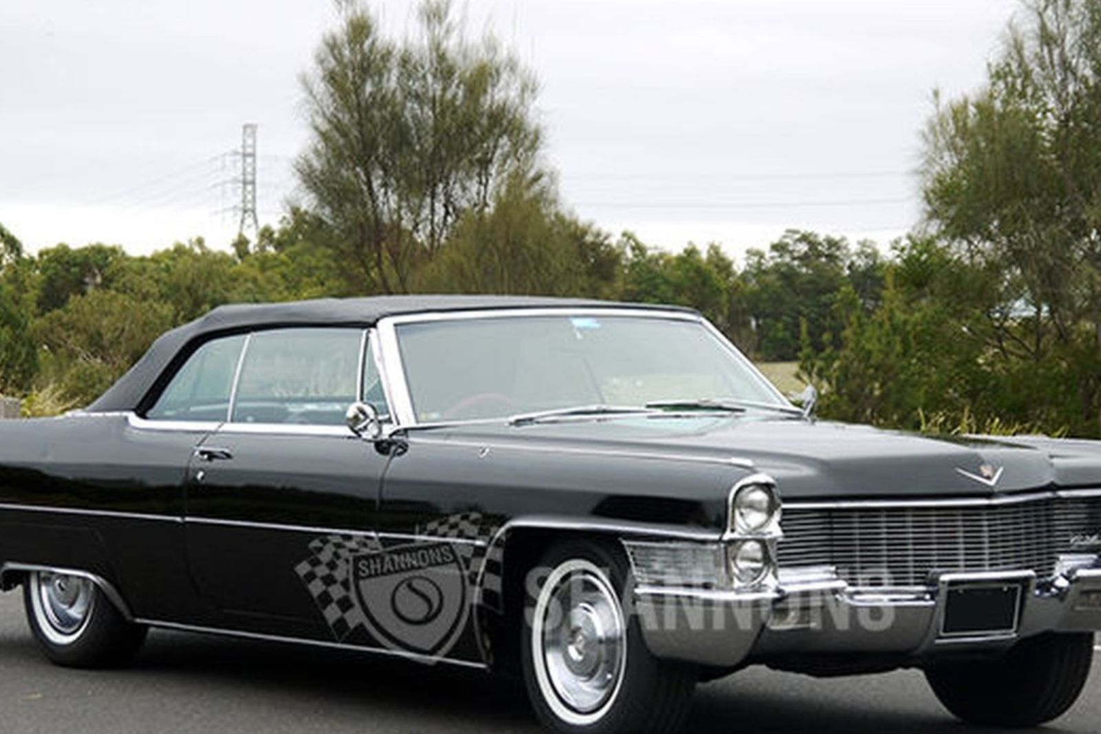 Sold Cadillac Deville Convertible Rhd Auctions Lot 10 Shannons