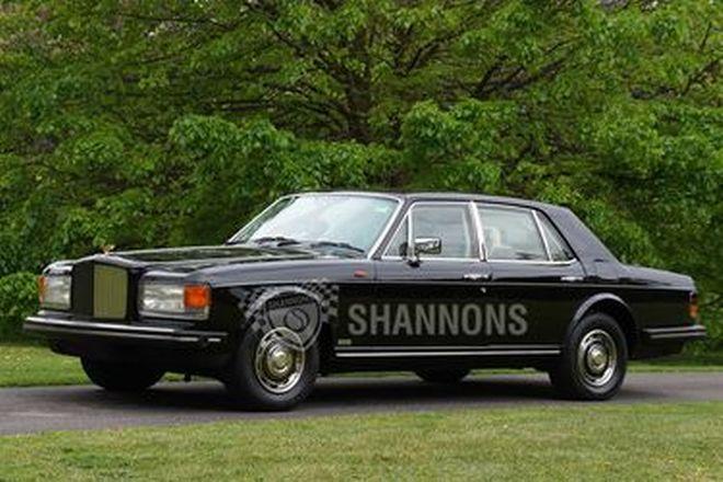 Bentley Mulsane 'Turbo' Saloon (Bullet Proof / Bomb Proof)