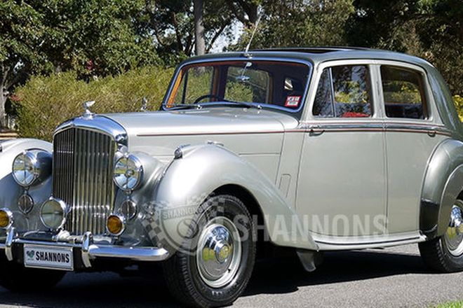 Bentley Mark 6 Saloon