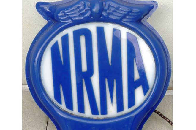 NRMA Light Box (38cm x 30cm) Light works