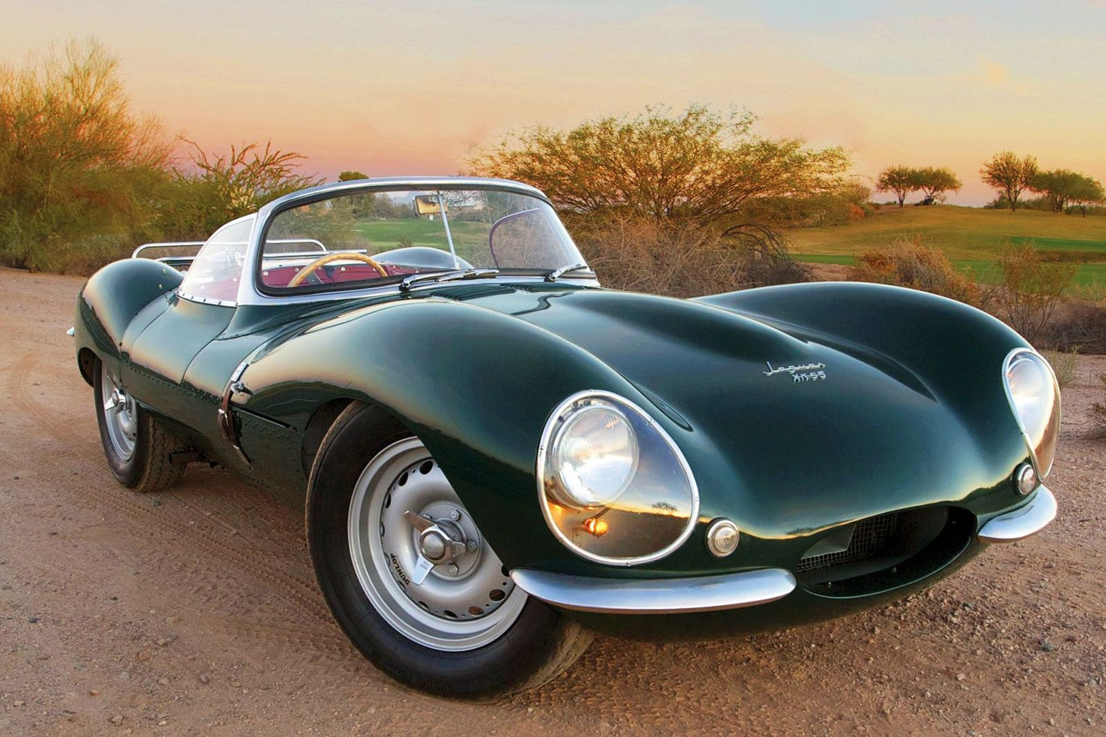 Vinyl Hanging poster - Jaguar E Type