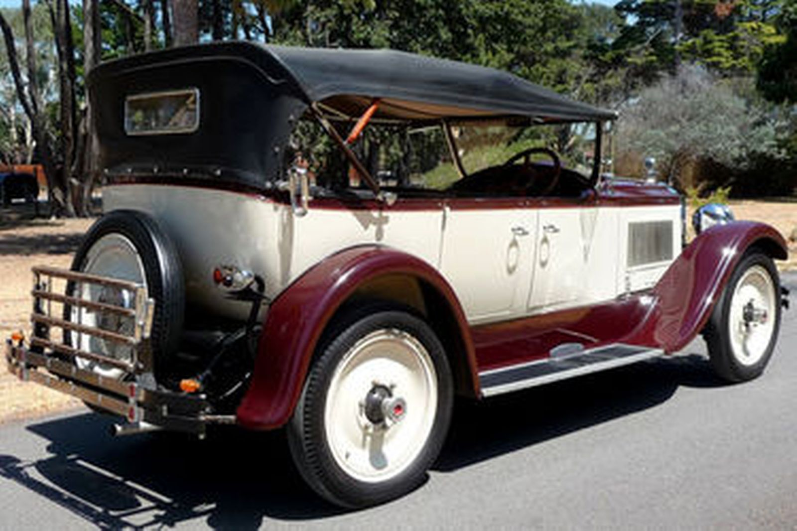 Packard  326 Tourer