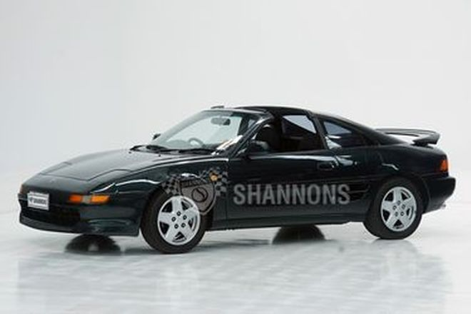 Toyota MR2 Targa 'Bathurst Edition' Coupe