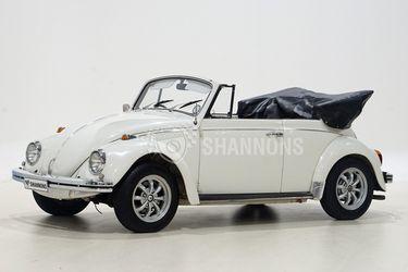 Volkswagen Beetle 'Karmann' Cabriolet  (RHD)