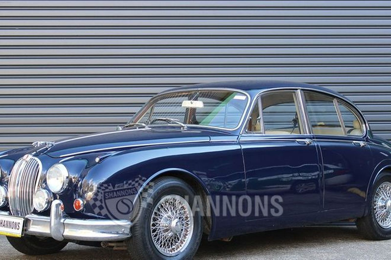 sold jaguar mkii 3 8 saloon auctions lot 4 shannons. Black Bedroom Furniture Sets. Home Design Ideas