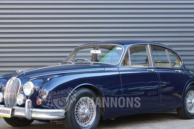 Jaguar MkII 3.8 Saloon