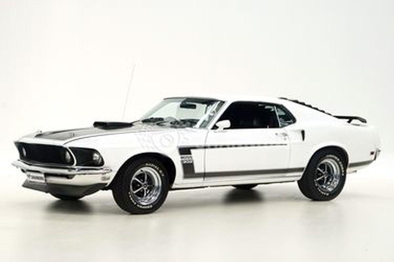 Ford Mustang 'Boss 302 Tribute' Fastback (RHD)