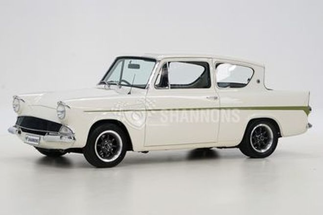 Ford Anglia 105E 2Dr Sedan