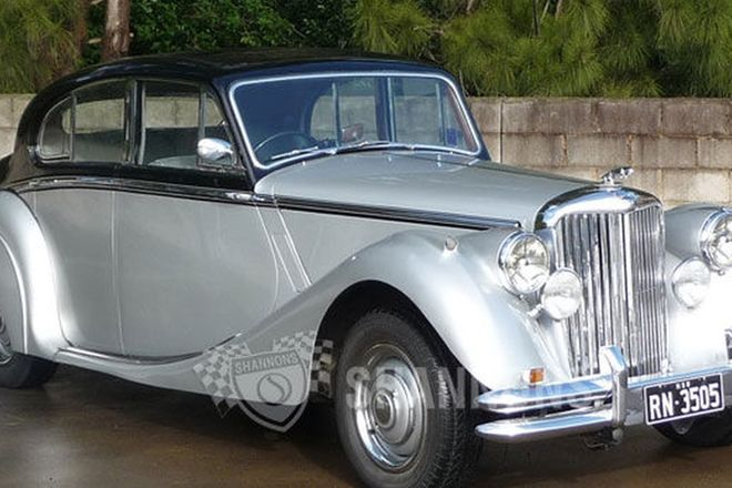 Jaguar Mark V 3.5 Saloon