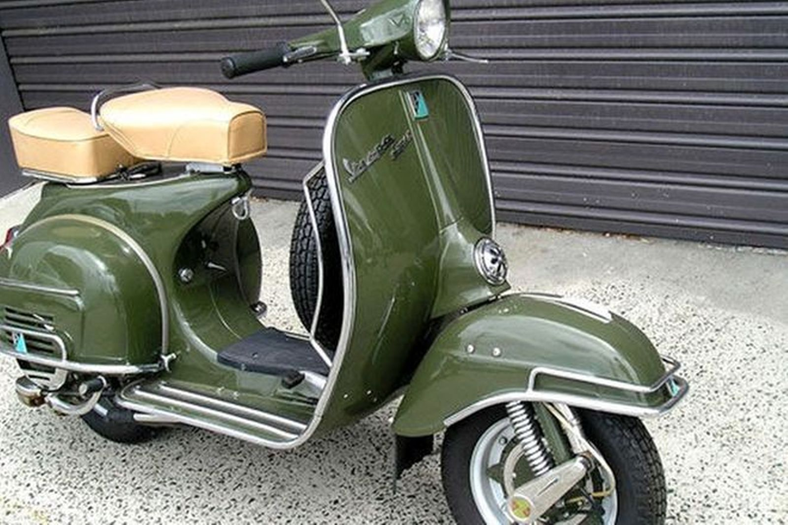 Sold vespa 150 super motorscooter auctions lot 1 shannons for Where can i buy a motor scooter