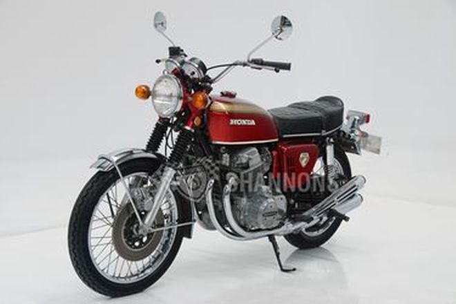 Honda CB750-KO Motorcycle
