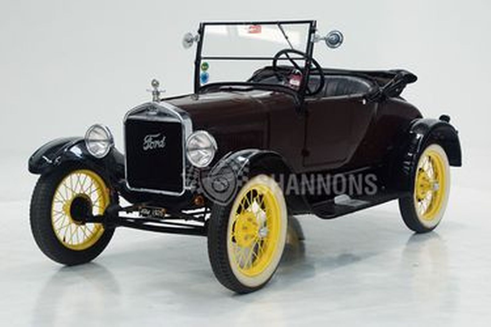 Ford Model T Roadster (LHD)